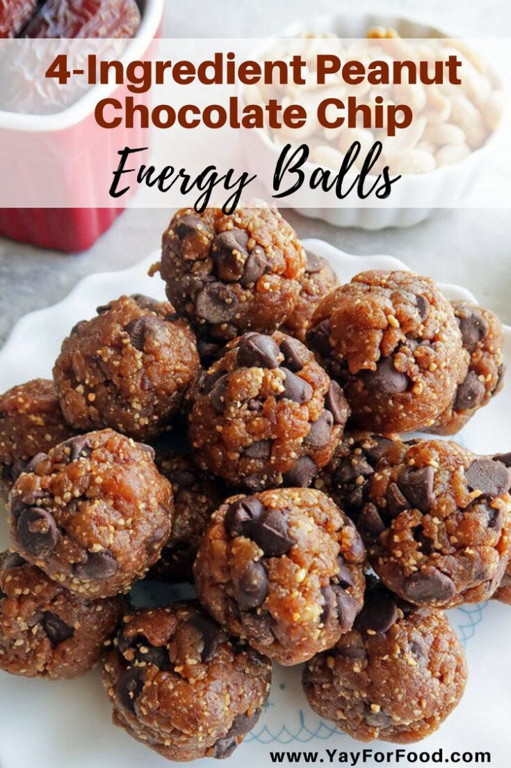 Try out these delicious bite-size sweet Medjool date balls that will give you a quick burst of energy during those busy days! No-bake and ready in 15 minutes!