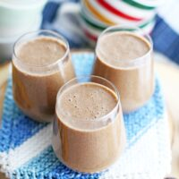 Creamy Date Coffee Breakfast Smoothies
