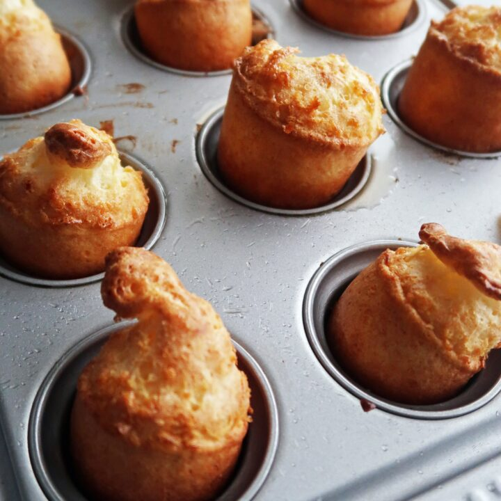 Easy 5-Ingredient Popovers