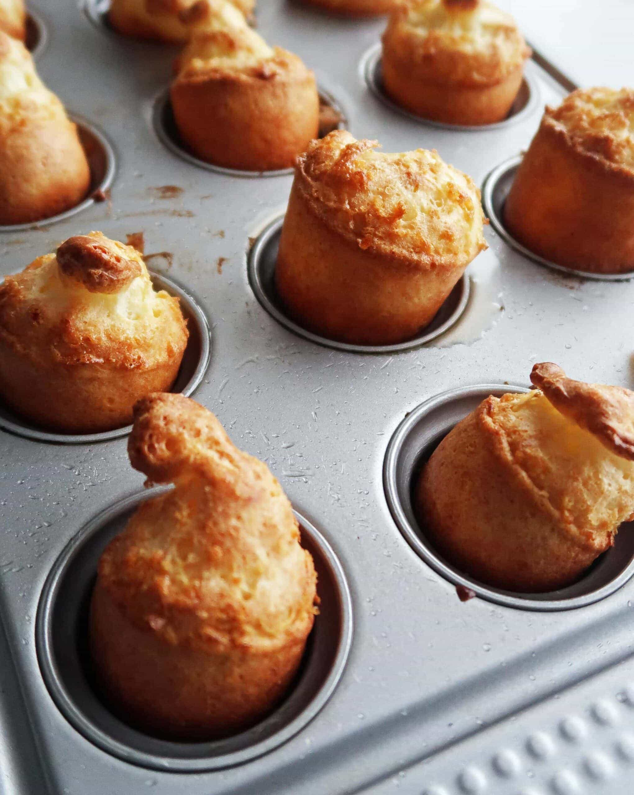 Easy 5 Ingredient Popovers Yay For Food